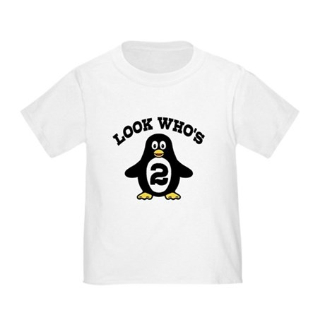 Cute 2 Year Old Toddler T-Shirt