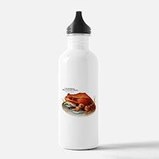 California Red-Legged Frog Water Bottle