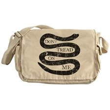 Colonial Don't Tread On Me Messenger Bag