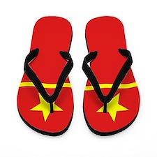 Vietnam Vietnamese Flag Flip Flops