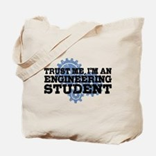 Trust Me I'm An Engineering Student Tote Bag