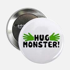 """'Hug Monster' 2.25"""" Button"""