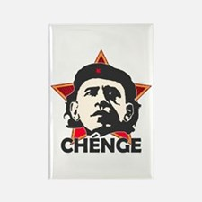 NEW! 'Red Star' Chenge Rectangle Magnet
