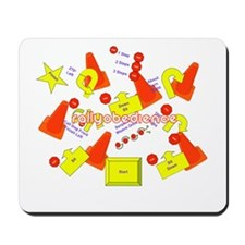 Lots of Signs Mousepad
