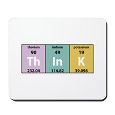 Chemical Think Mousepad