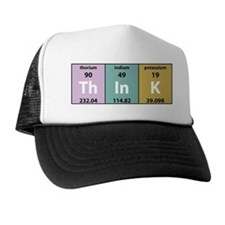 Chemical Think Trucker Hat
