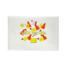 What's Your Sign? Rectangle Magnet