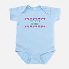 Sweet NONA Infant Bodysuit