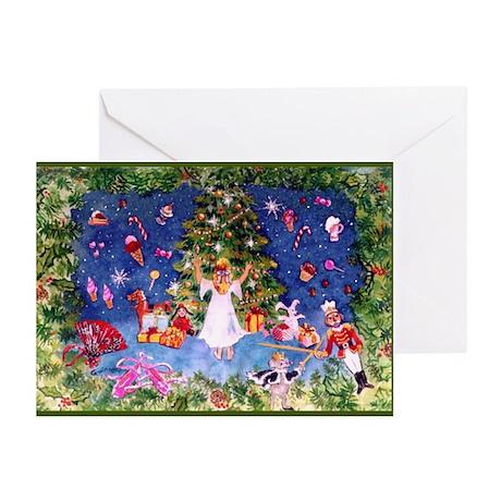 The Nutcracker Tree Greeting Cards (Pk of 10)