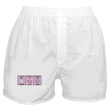 Chemical Urges Boxer Shorts