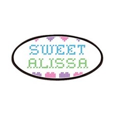 Sweet ALISSA Patches