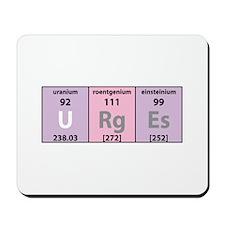 Chemical Urges Mousepad
