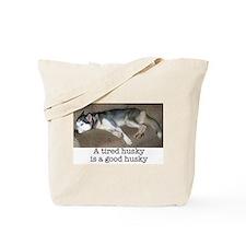 Good Husky Tote Bag
