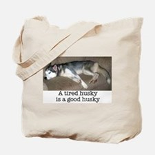 Good Husky Tote Bag