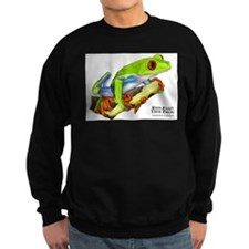 Red Eyed Tree Frog Jumper Sweater