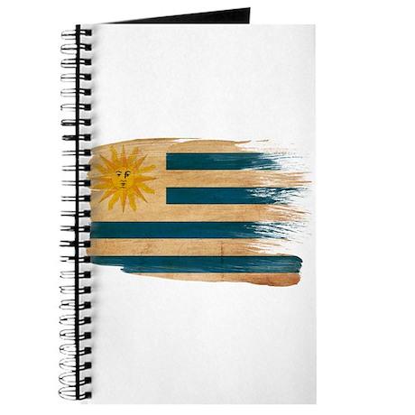 Uruguay Flag Journal