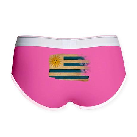 Uruguay Flag Women's Boy Brief