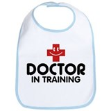 Infant doctor Cotton Bibs