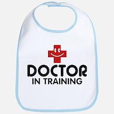 Doctor In Training Bib