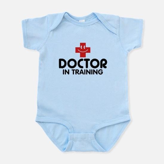 Doctor In Training Infant Bodysuit