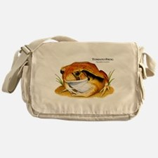 Tomato Frog Messenger Bag