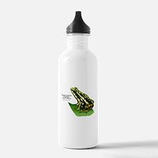 Phantasmal Poison Dart Frog Water Bottle