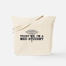 Med Student Tote Bag