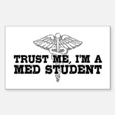 Med Student Decal