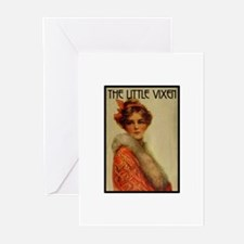 The Little Vixen Greeting Cards (Pk of 10)