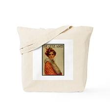 The Little Vixen Tote Bag