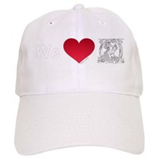 We Heart George Baseball Cap