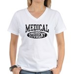 Medical Student Women's V-Neck T-Shirt