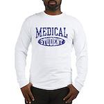 Medical Student Long Sleeve T-Shirt