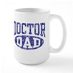 Doctor Dad Large Mug