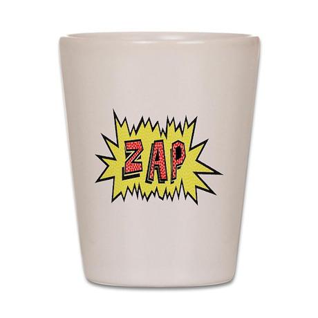 'ZAP' Shot Glass