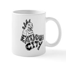 Eat Your City Mug