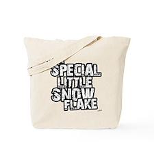 I'm A Special Little Snowflak Tote Bag