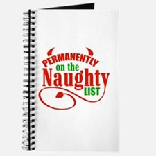 Naughty List Journal