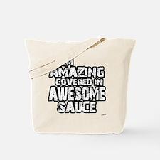 I Am Amazing Tote Bag