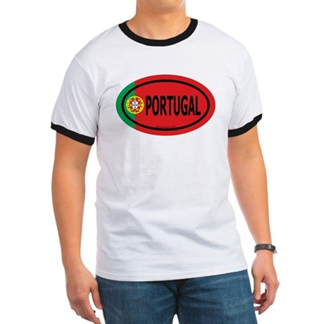 EuroPORTUGAL2white T-Shirt