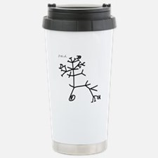 Darwin's Tree Travel Mug