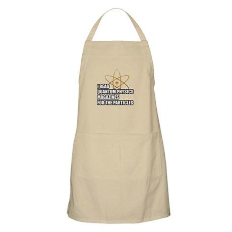 For the particles Apron