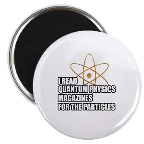 For the particles Magnet