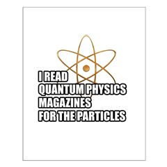 For the particles Posters