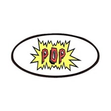 'POP' Patches
