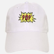 'POP' Baseball Baseball Cap