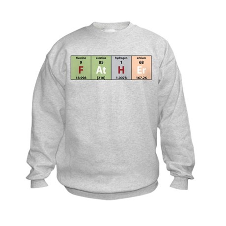 Chemical Father Kids Sweatshirt