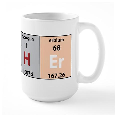 Chemical Father Large Mug