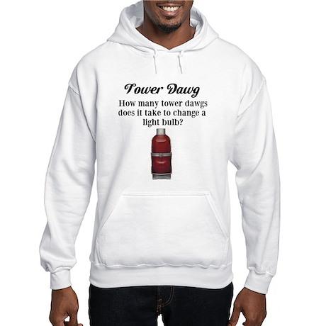 Light bulb - Hooded Sweatshirt