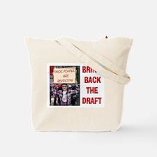 GET A JOB Tote Bag